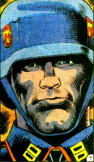 Hans Krug (Earth-One)