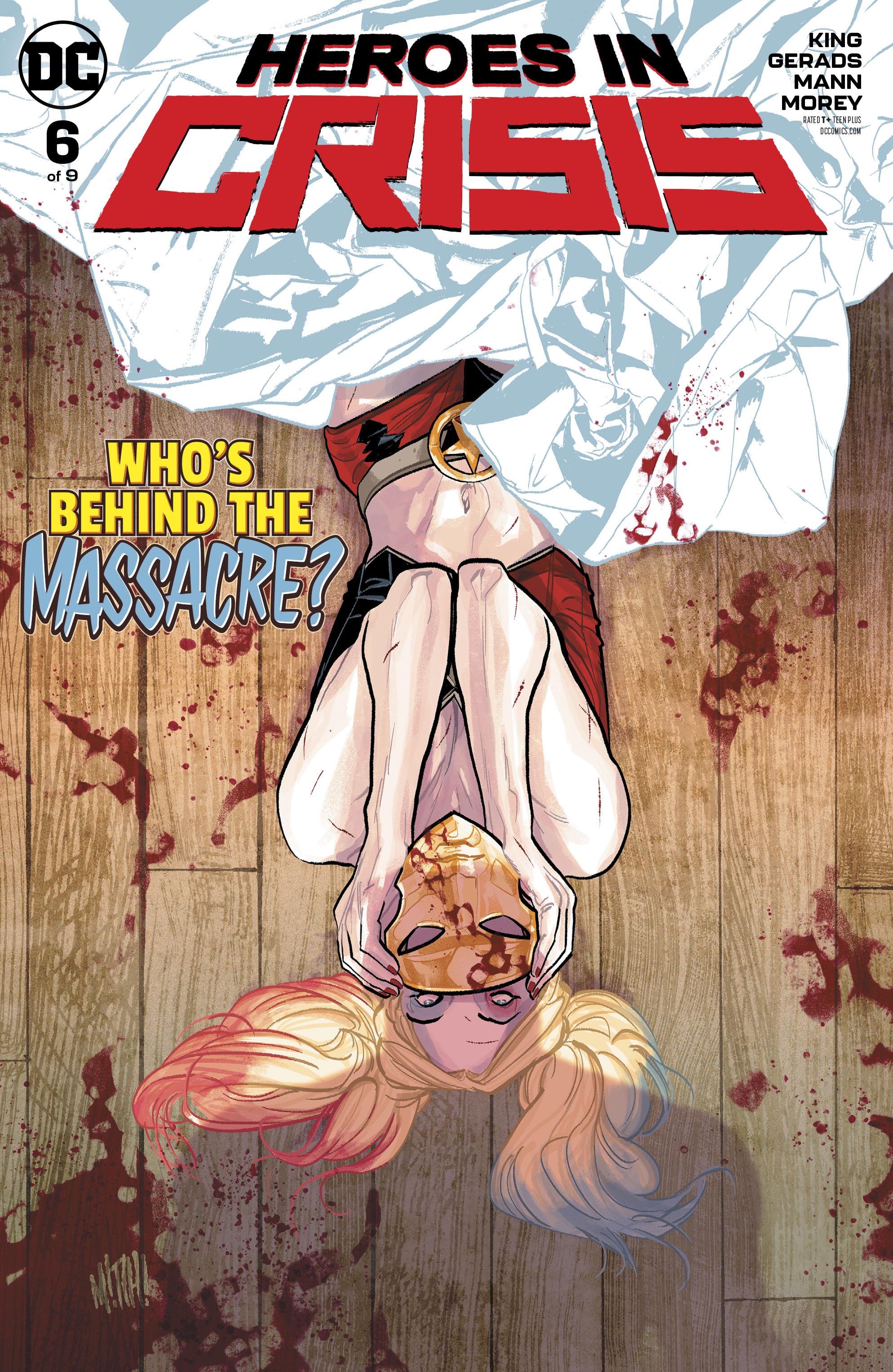 Heroes in Crisis Vol 1 6