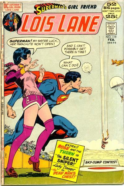 Superman's Girl Friend, Lois Lane Vol 1 119