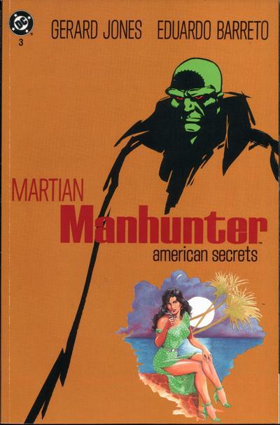 Martian Manhunter: American Secrets Vol 1 3