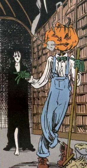 Merv Pumpkinhead