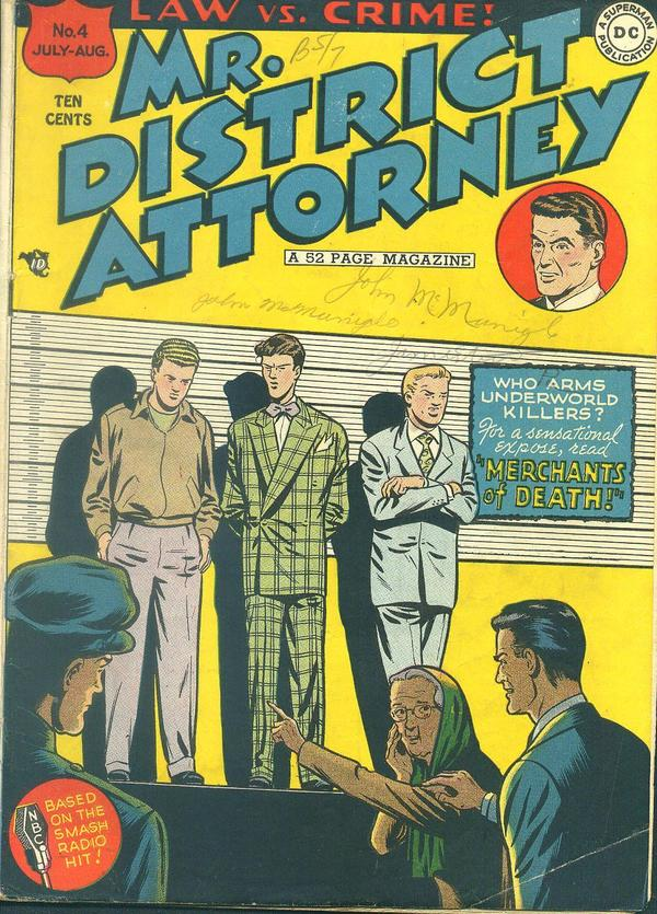 Mr. District Attorney Vol 1 4