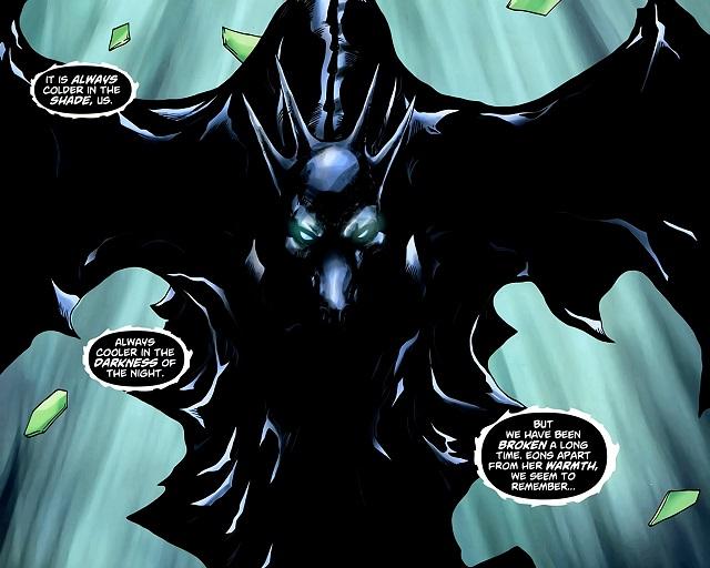Nightwing (New Earth)