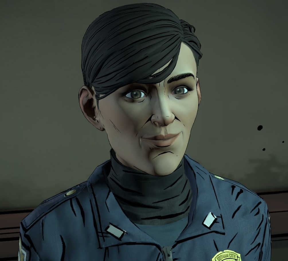 Renee Montoya (Batman: The Telltale Series)