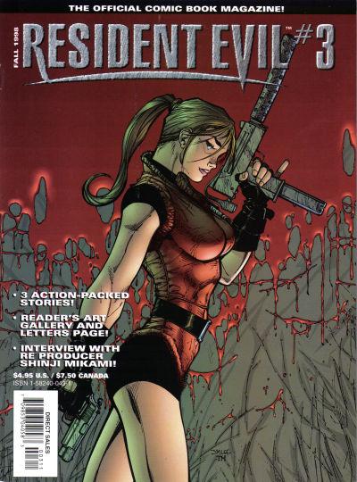 Resident Evil Vol 1 3
