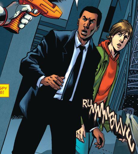 Jason Rusch (Flashpoint Timeline)