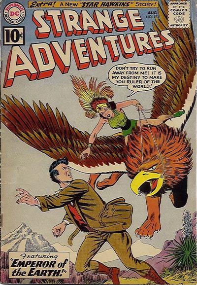 Strange Adventures Vol 1 131
