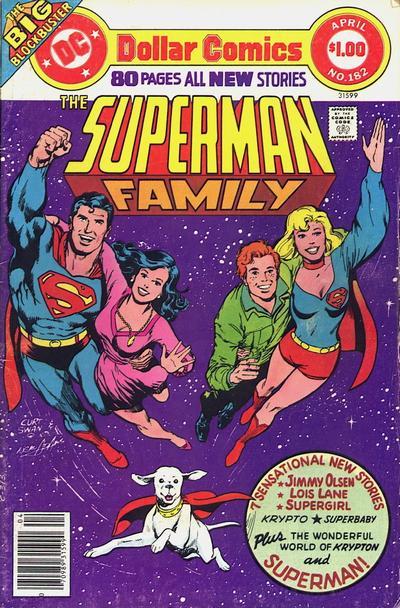 Superman Family Vol 1 182