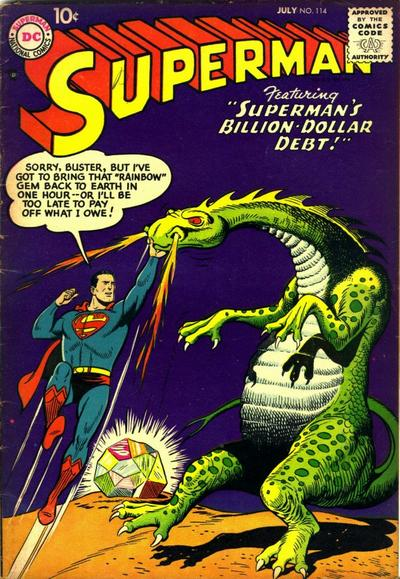 Superman Vol 1 114