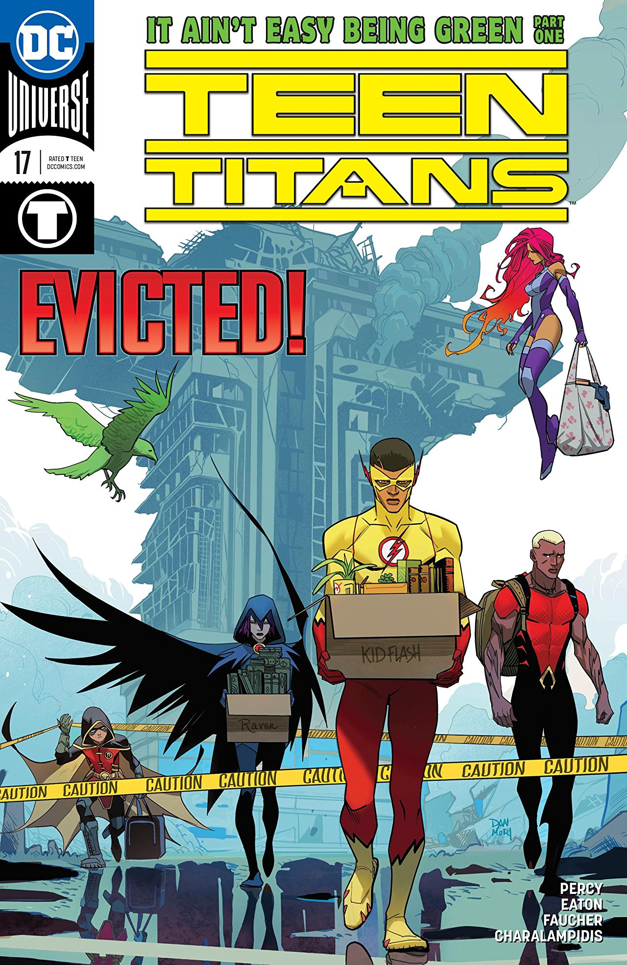 Teen Titans Vol 6 17