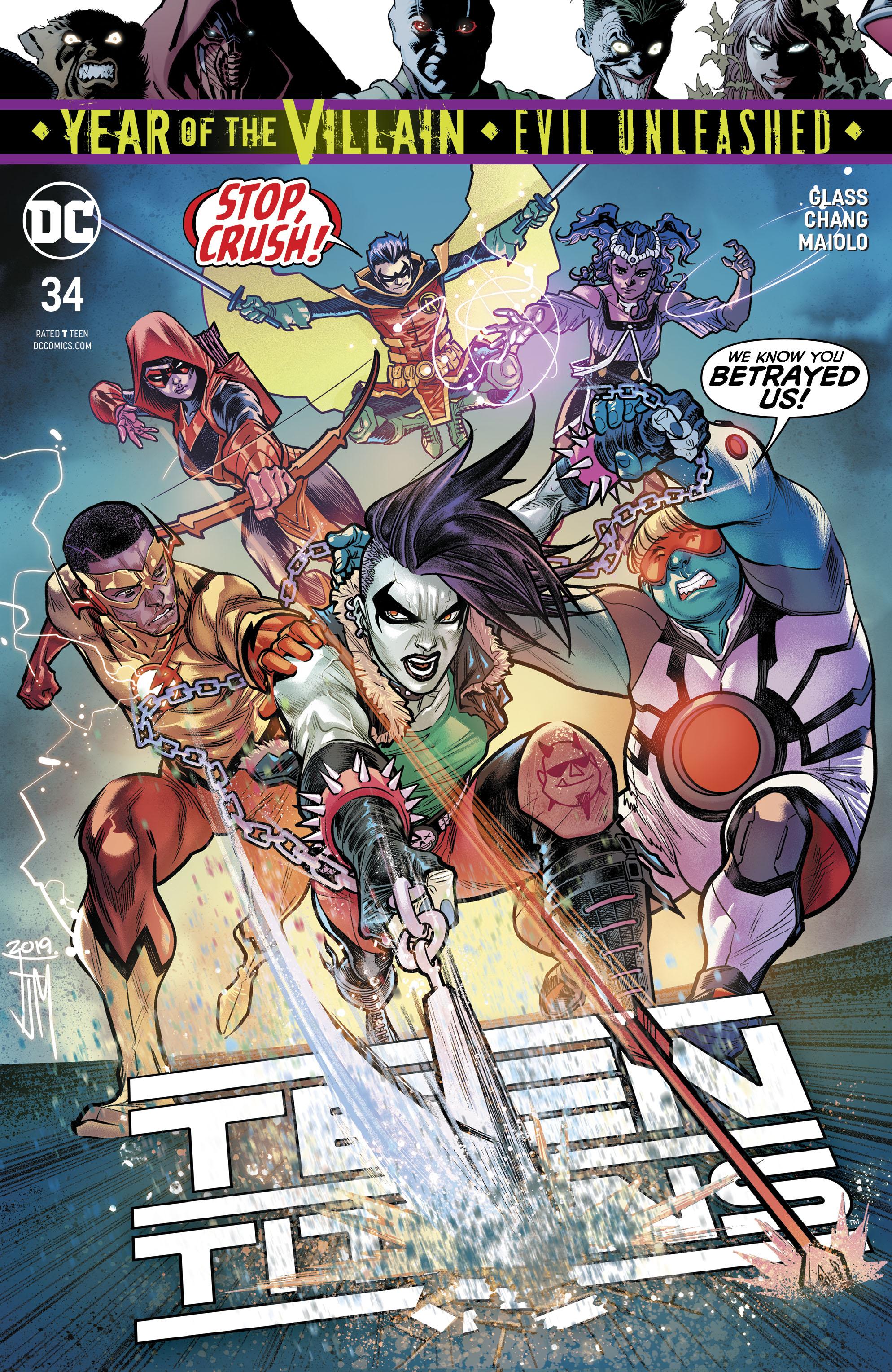 Teen Titans Vol 6 34