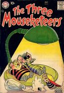 The Three Mouseketeers Vol 1 9