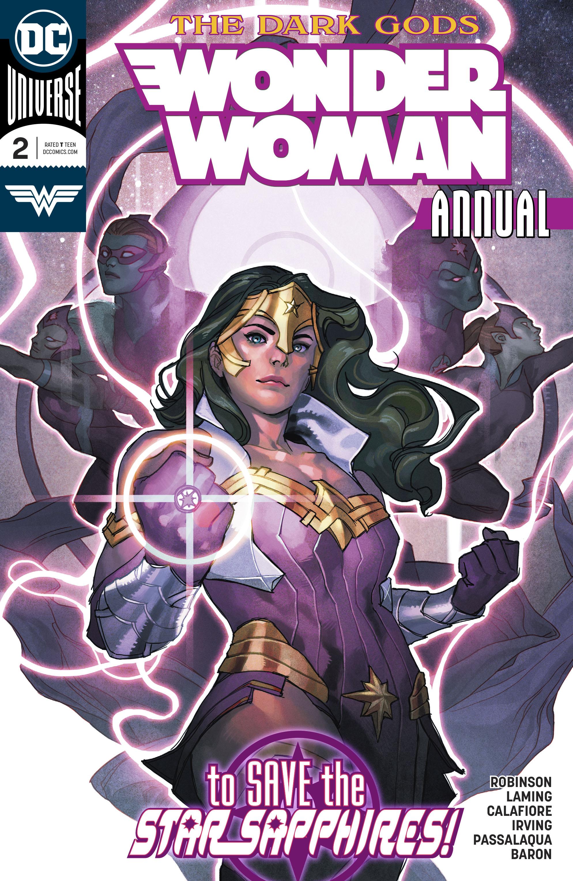 Wonder Woman Annual Vol 5 2