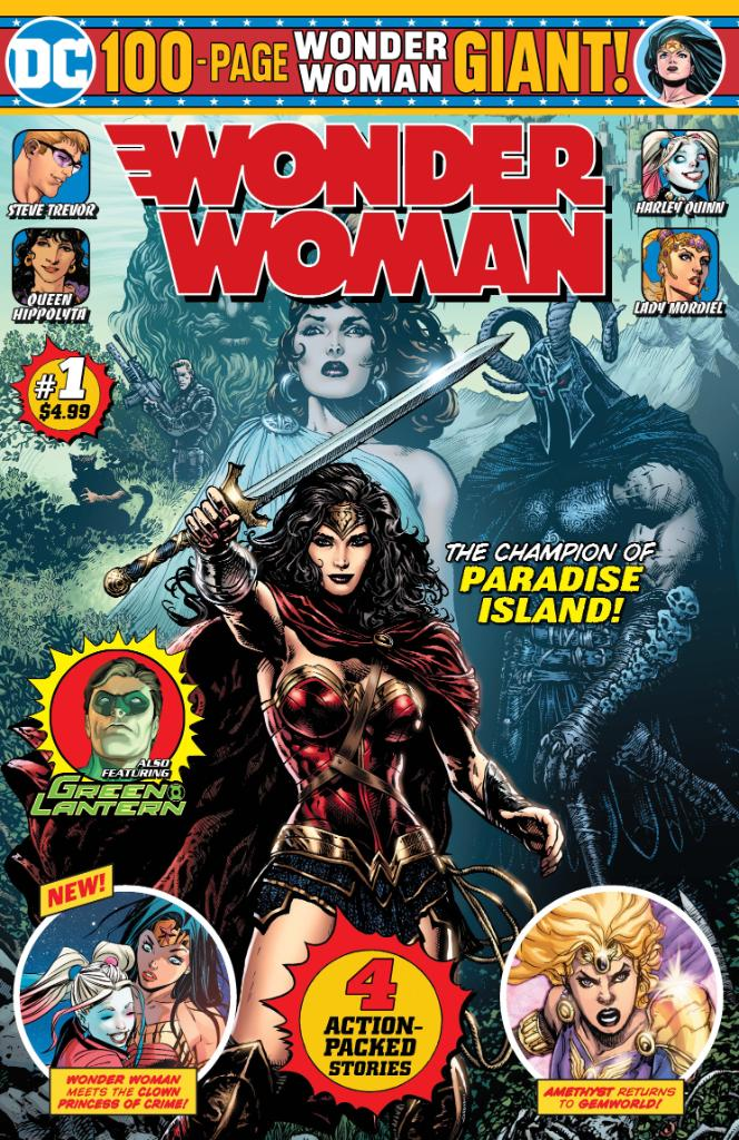 Wonder Woman Giant Vol 2 1