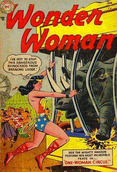 Wonder Woman Vol 1 71