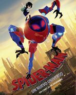 Spider-Man Into the Spider-Verse SP--dr Chinese Poster