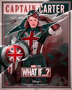 What If Poster Captain Carter