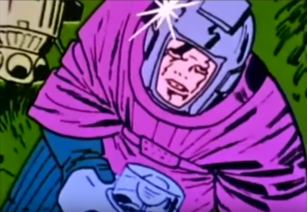 Kang (The Marvel Super Heroes)