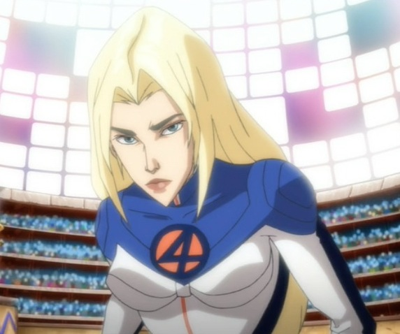 Invisible Woman (Fantastic Four: World's Greatest Heroes)
