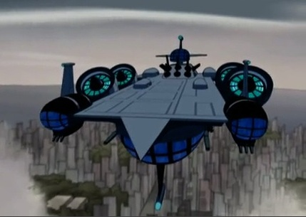 Helicarrier (Yost Universe)