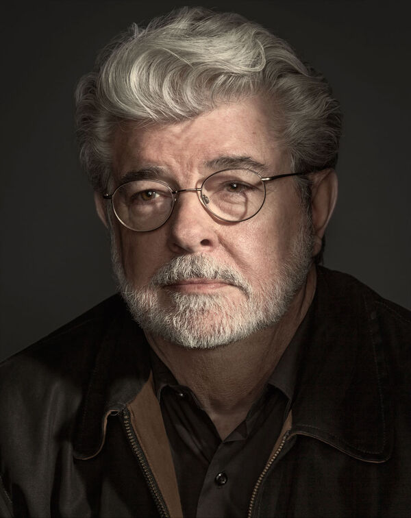 Star Wars creator himself George Lucas