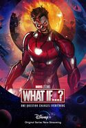 What If Poster Zombie Iron Man