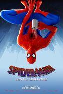 Spider-Man Into the Spider-Verse Spider-Peter Poster