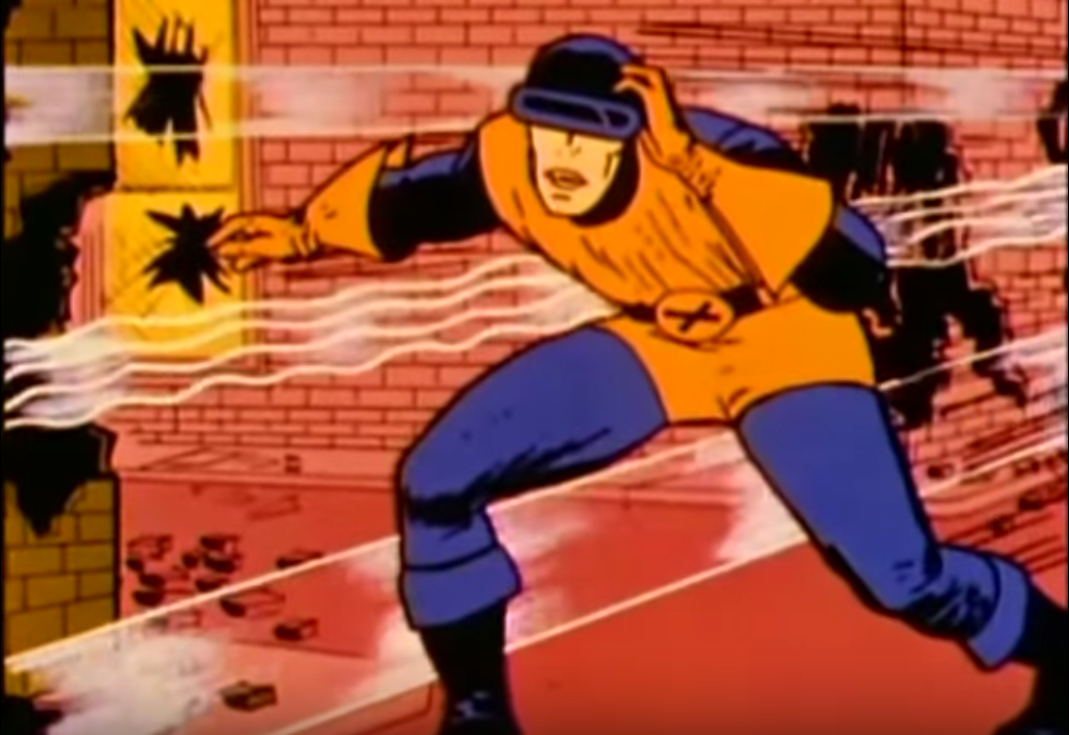 Cyclops (The Marvel Super Heroes)