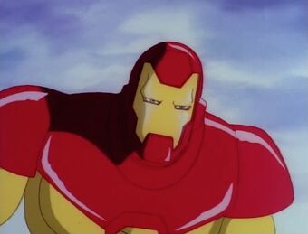 Iron Man Armor Marvel Animated Universe Wiki Fandom