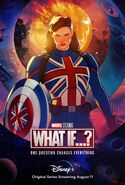 What If Poster Captain Britain
