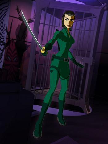 Shikata (Spider-Man: The New Animated Series)