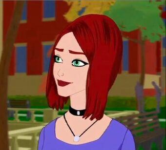 Mary Jane Watson Spider Man The New Animated Series Marvel Animated Universe Wiki Fandom