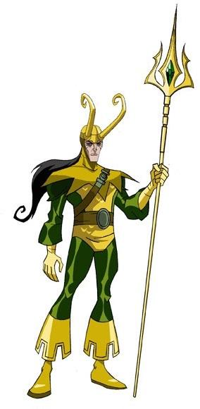 Loki (Yost Universe)
