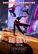 Spider-Man Into the Spider-Verse Chinese Poster