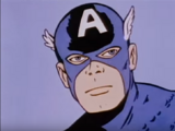 Captain America (The Marvel Super Heroes)