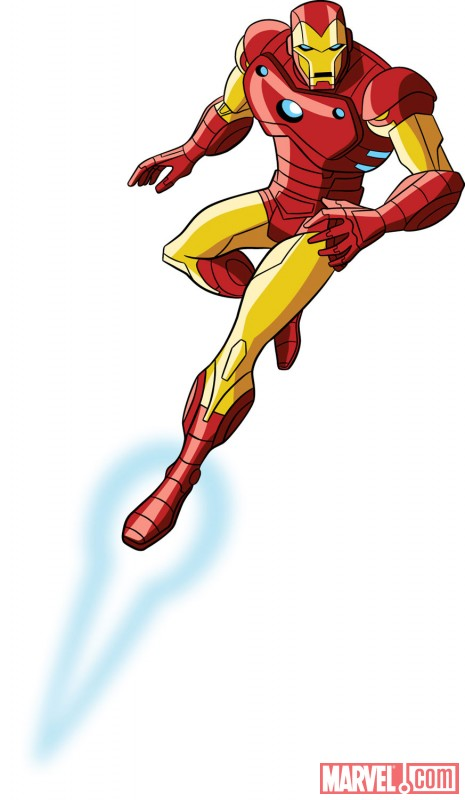 Iron Man (Yost Universe)