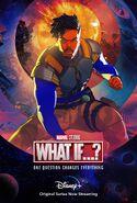 What If Poster Killmonger