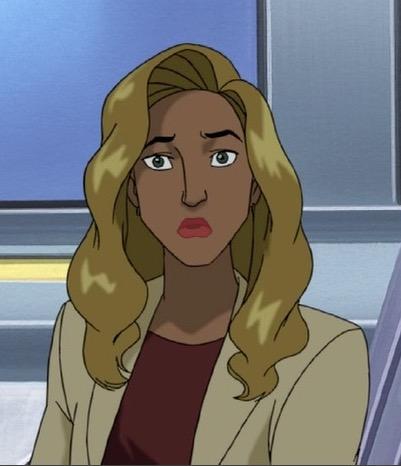 Deborah Risman (X-Men: Evolution)