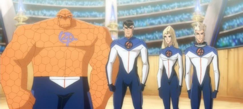 Fantastic Four (Fantastic Four: World's Greatest Heroes)