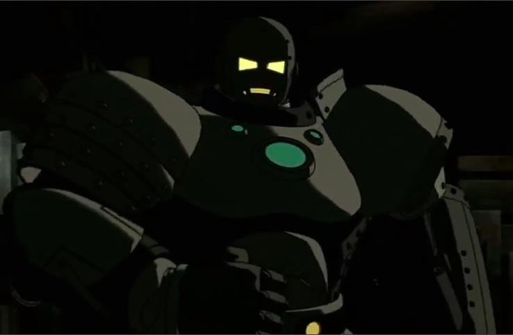 Iron Knight (The Invincible Iron Man)