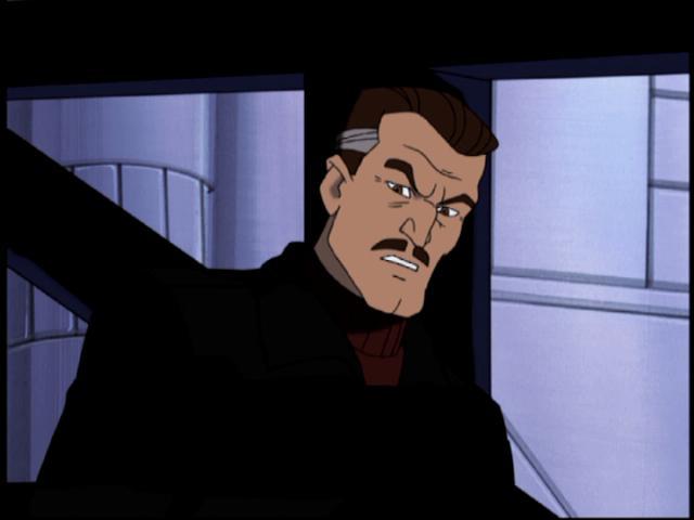 Bolivar Trask (X-Men: Evolution)