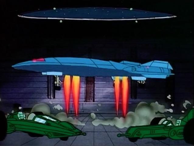 X-Men Hanger