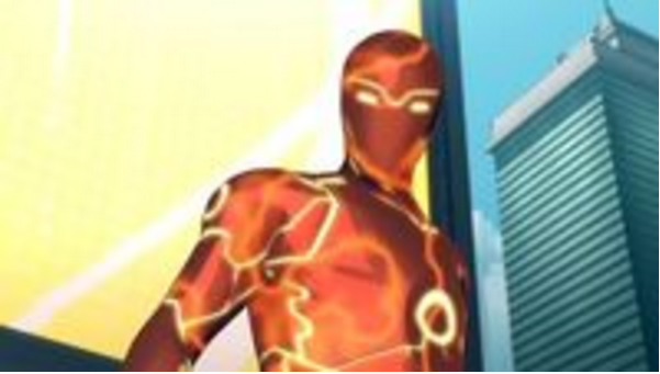 Andros Stark (Iron Man: Armored Adventures)
