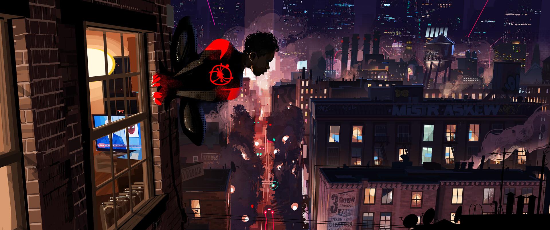 Spider-Man: Into the Spider-Verse (Film)