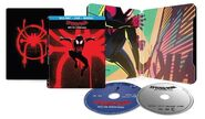 Spider-Man Into the Spider-Verse Best Buy Exclusive Blu-Ray