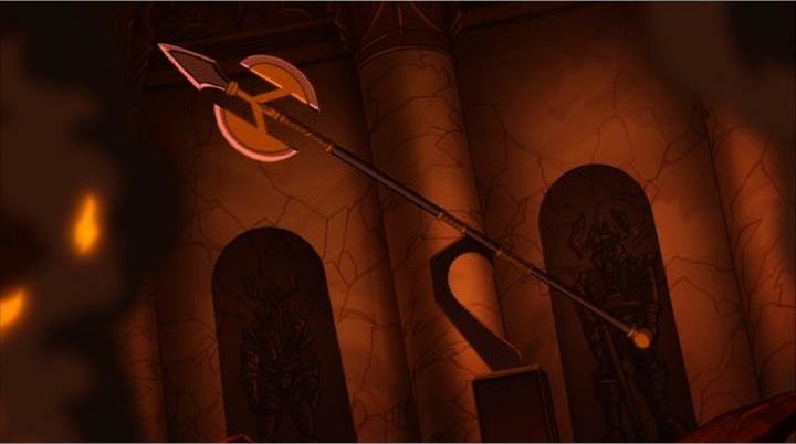 Gungnir (Yost Universe)