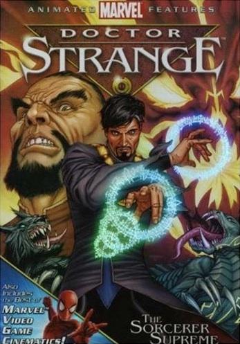 ARTaylor/10 Years of Doctor Strange: The Sorcerer Supreme