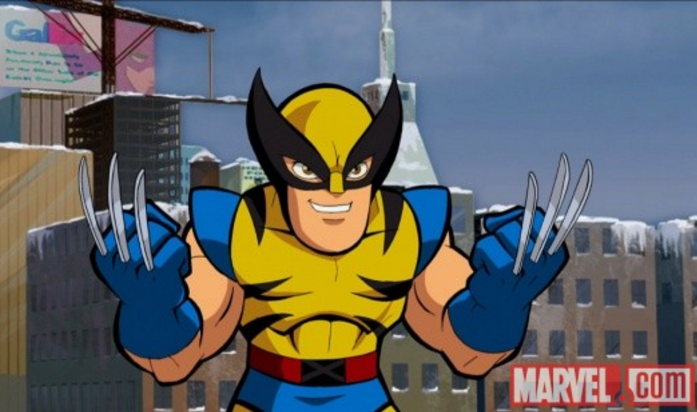 Wolverine (The Super Hero Squad Show)