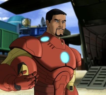 Iron Man (Ultimate Avengers)