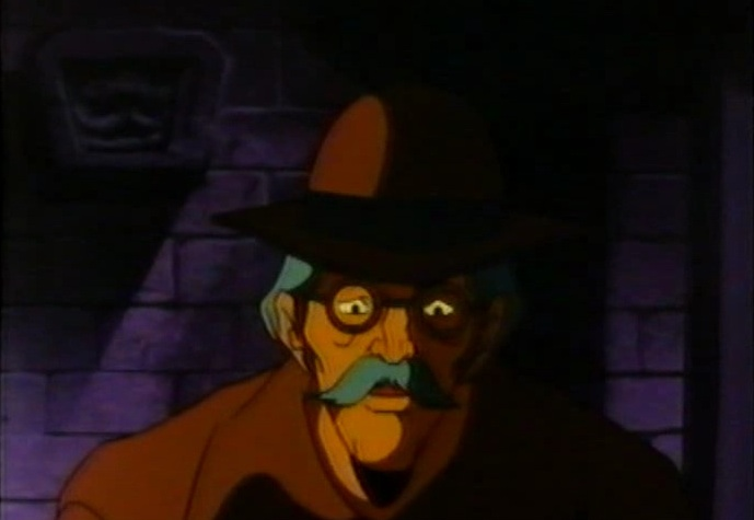 Abraham Van Helsing (Dracula: Sovereign of the Damned)